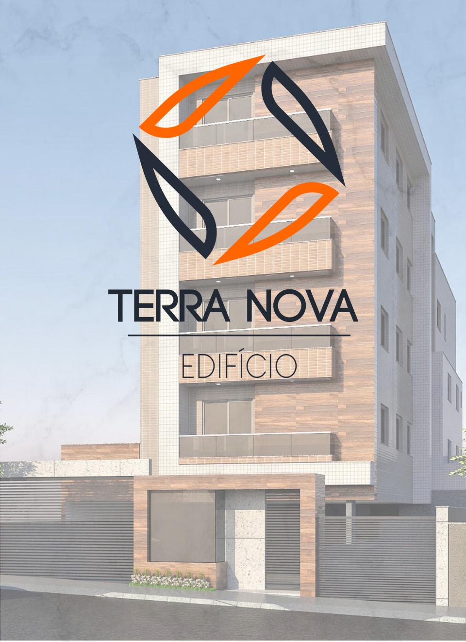 Fachada Terra Novo - Logo